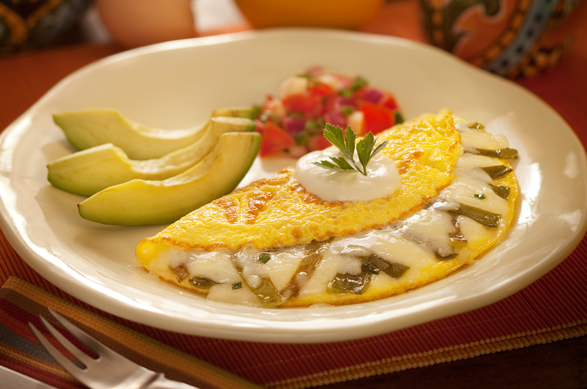 GreenChile-Omelette