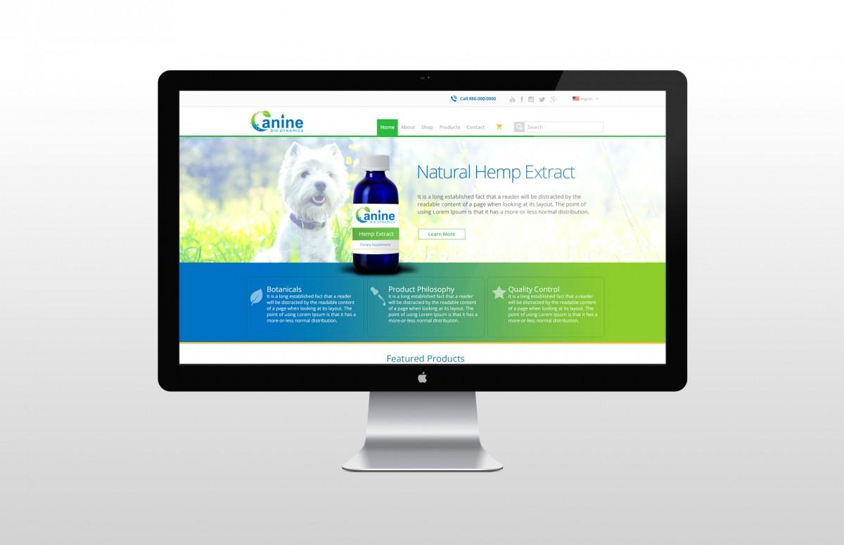 CBD-Homepage