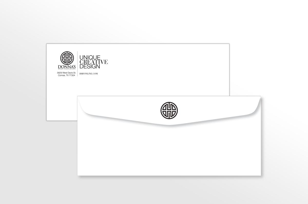 Donna-envelope