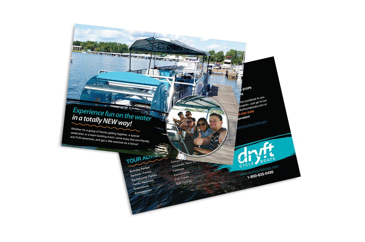 Dryft-Postcard