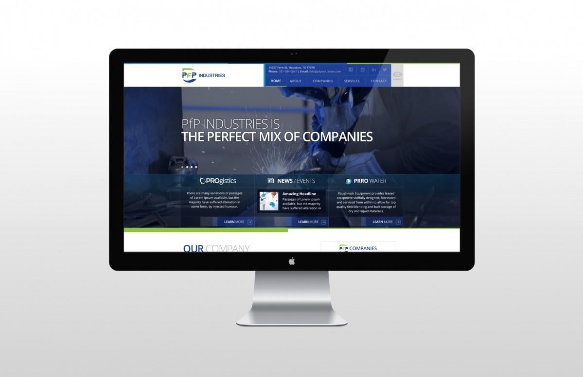 PfP-Homepage